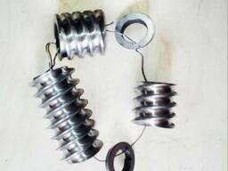 Набор шнеков к экструдеру КЭШ-2, КЭШ-3 (диаметр 22)