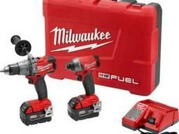 Набор шуруповертов Milwaukee M18 FUEL 2897-22.