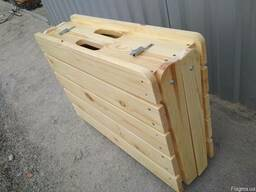 Набор складной мебели для природы «Пикник» 505х725х210 мм