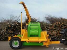 Надаємо послуги подрібнення деревини, деревообробка,