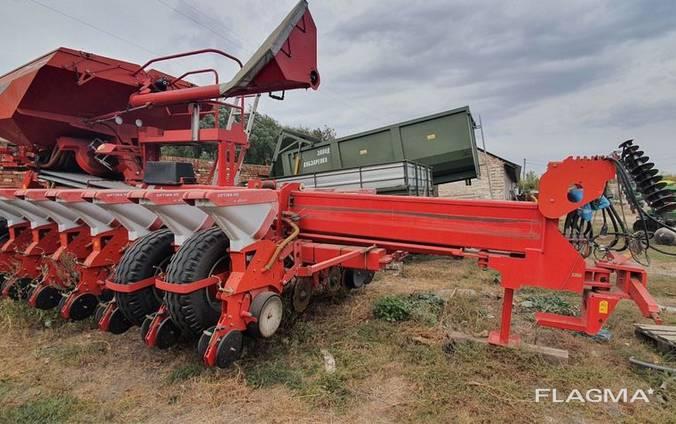 Надаємо послуги посіву кукурудзи та соняшника пневматичною сівалкою точного висіву Квернел