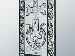 Надгробный памятник Армянский крест Хачкар