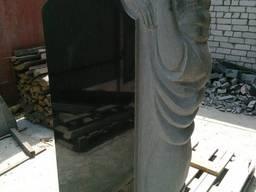 """Надгробный памятник """"Скорбящая мать"""""""