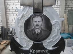 Надгробный памятник ЯКОРЬ