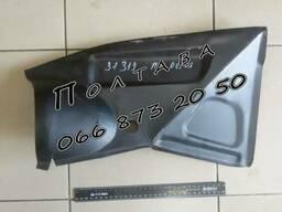 Надставка брызговика ВАЗ 2106 левого (пр-во Северодонецк)