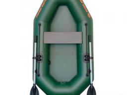 Надувная лодка Колибри К-190 гребная одноместная