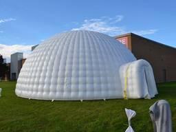 Надувная палатка Иглу Igloo inflatable tent