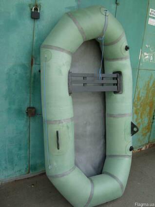 Надувная резиновая лодка Лисичанка Эрлан. Новая сдоставкой