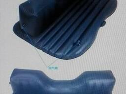 Надувний автомобільний матрац - легко надувається і здуваєть
