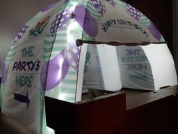 Надувной шатер палатка