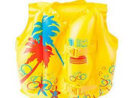 Надувной жилет для плавания Bestway, Тропики, 41-30см. ..