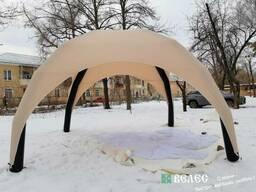 Надувные арочные шатры