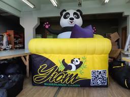 Надувные фигуры панда