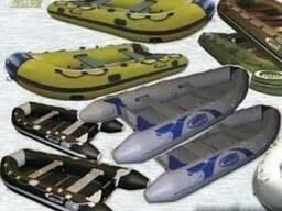 """Надувные моторные лодки """"Captain"""" от производителя"""