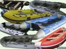 """Надувные моторные лодки """"Captain"""" от производителя весь"""