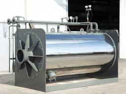 Нагреватель жидкого теплоносителя KYK-500 (Газовый) OKUR,