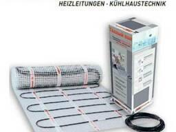 Нагревательный кабель мат теплый пол Hemstedt Германия