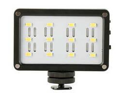 Накамерный свет Ulanzi Cardlite 12 светодиодов + два светофильтра (4058-11811)