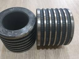 Накатные ролики от 2, 3 до 7, 5мм для рифления проволоки ВР-1, ВР-2