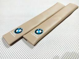 Накладка на ремень безопасности BMW Beige