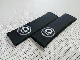Накладка на ремень безопасности BMW G-Power Black