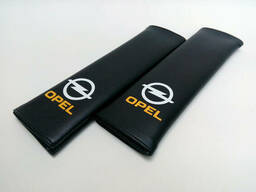 Накладка на ремень безопасности OPEL Black
