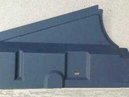Накладка порога пола задняя левая Таврия. ЗАЗ 1102-5109073