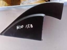 Накладка зеркала внутренняя левая Kia Rio 2011- 846514Y010