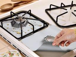 Накладки газовые 27×27см защитные для газовой плиты