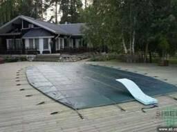 Накрытие для бетонного и композитного бассейна