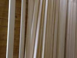 Наличник деревянный, цельный L-2200 мм.
