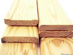 Наличник деревянный, Наличники сосна