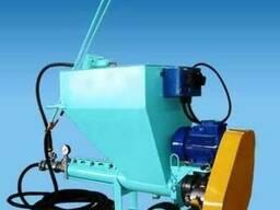 Нанесение шпатлевки — агрегат СО-150, СО-150Б, СО-150А