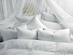 Наперник на одеяло, стеганый, ростер, без канта, хлопок 100%