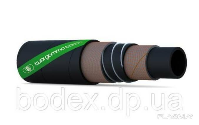 Напірно-всмоктуючий рукав для рідини з хімічними домішками, EPM