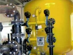 Напорный фильтр ФОВ диам. 3м. и производительностью 30м3/ч