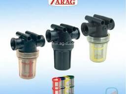 Напорный линейный фильтр 324-0 Arag на опрыскиватель