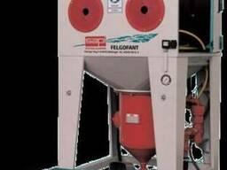Напорные пескоструйные кабины, производства компании SAPI