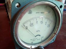Напоромер НМП-100УЗ 2. 5кПа кл. т. 2, 5