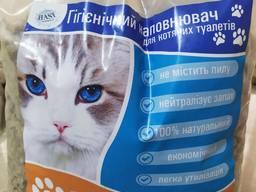 Наповнювач для туалету домашніх тварин