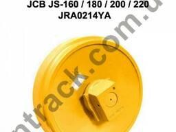 Направляющее колесо (ленивец) Jcb JS 160 / 180 / 200 / 220