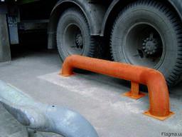 Направляющие колес Docker