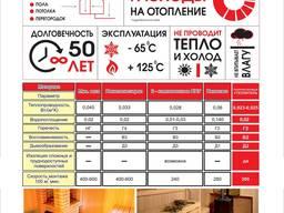 Напыляемый огнестойкий полиуретановый утеплительTeplis 1000 - фото 3