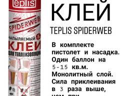 Строительный клей теплоизоляции Teplis Spiderweb 1000 мл. - photo 2
