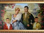 Нарисую портрет по фото на заказ Украина - фото 3