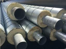 Наружная и внутренняя антикоррозионная полиуретановая изоляция для труб