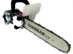 Насадка цепная пила на болгарку chainsaw 11. 5