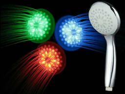 Насадка для душа с LED подсветкой UKC Led Shower (1838)