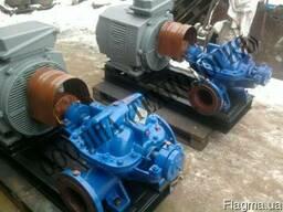 Насос 1Д315-50 для воды центробежный агрегат 1Д 315-50
