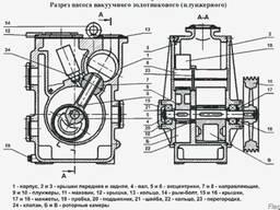 Насос АВЗ-63Д. Цена 36000 грн с НДС. Харьков.